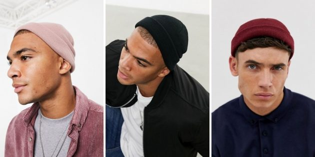 Мужская мода осени и зимы 2020–2021: рыбацкая шапочка-бини