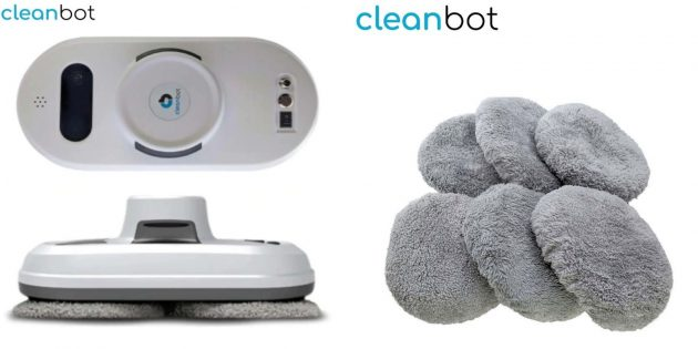 Новые магазины на AliExpress: Clean bot Store