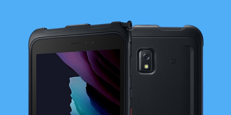 Samsung представила планшет Galaxy Tab Active3