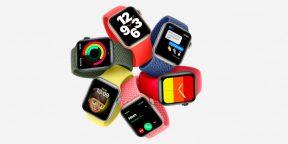 Apple выпустила свои первые бюджетные часы Watch SE
