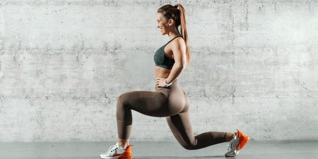 Тренировка дня, после которой вы почувствуете все свои мышцы