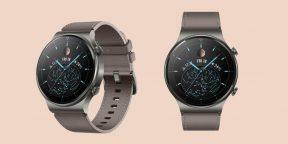 Watch GT 2 Pro — обновлённые часы от Huawei с беспроводной зарядкой