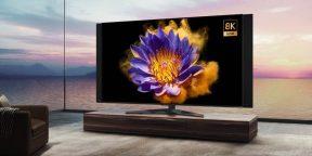 Xiaomi представила 82-дюймовый 8K-телевизор с выдвижными динамиками
