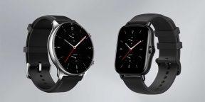 Huami представила умные часы Amazfit GTR 2 и GTS 2. Теперь с них можно принимать звонки и слушать музыку
