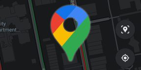 «Google Карты» для Android начали получать тёмную тему оформления