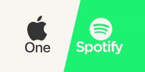 Spotify обвинил Apple в неконкурентном поведении из-за подписки Apple One