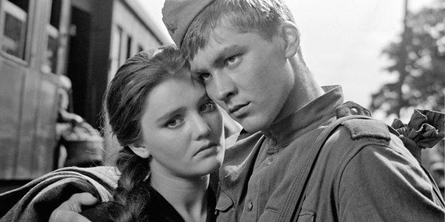 Советские фильмы за рубежом: «Баллада о солдате»