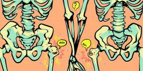 Почему болит тазобедренный сустав и что с этим делать