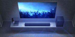 Xiaomi выпустила саундбар Mi TV Speaker Theater Edition с отдельным сабвуфером