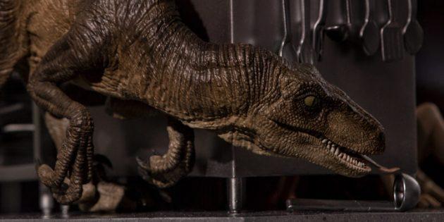 Мифы о динозаврах: велоцирапторы выглядели совсем не так