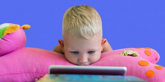 Как выбирать мультфильмы для ребёнка