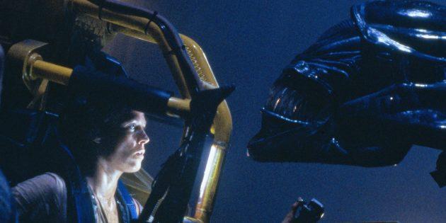 Кадр из фильма «Чужие»