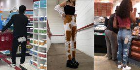 12 фото очень странной одежды, которую не стоило надевать