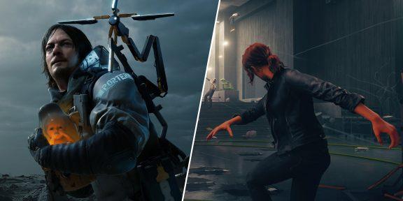 Скидки на Death Stranding, Control и Bloodstained: в Steam распродают игры 505 Games