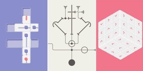 В Google Play бесплатно отдают 6 минималистичных головоломок