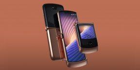Motorola представила обновлённую Android-раскладушку Razr5G