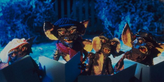 Ужасы-комедии: «Гремлины»