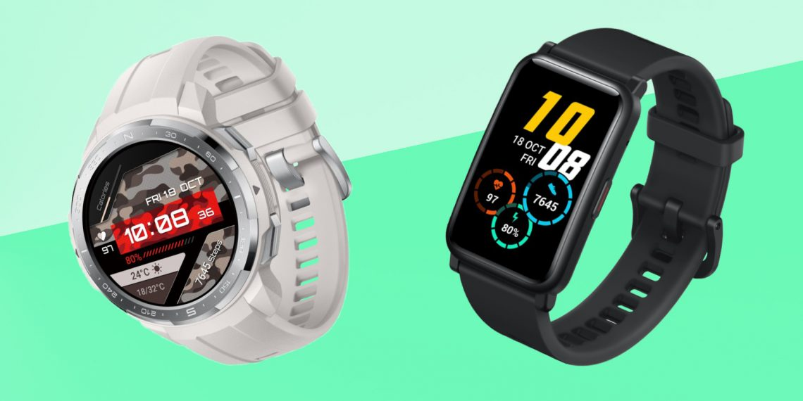 Honor представила Watch GS Pro и Watch ES