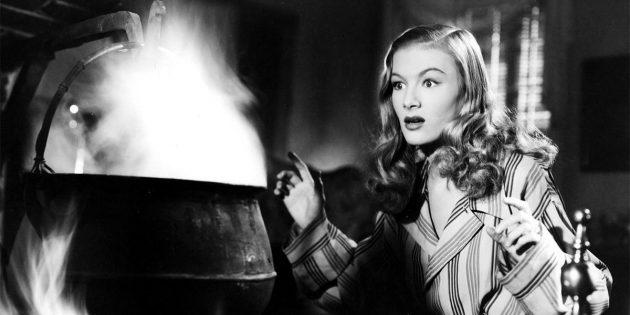 Лучшие фильмы про ведьм: «Я женился на ведьме»