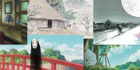 Обои для ПК и смартфонов от студии Ghibli: 400 изображений в высоком разрешении