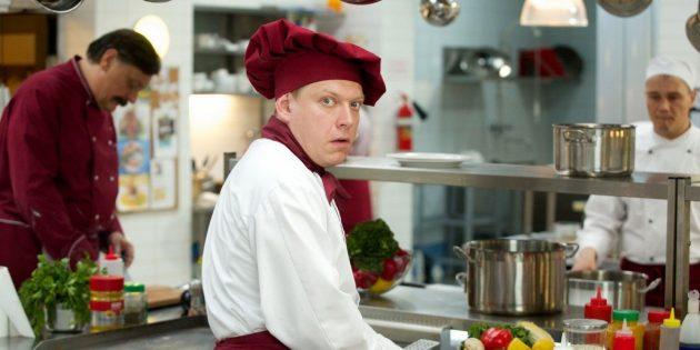 Лучшие русские комедийные сериалы: «Кухня»