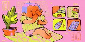 Как понять, что у ребёнка круп, и что делать дальше