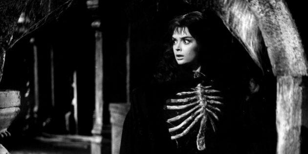 Фильмы о ведьмах: «Маска Сатаны»