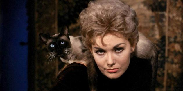 Лучшие фильмы про ведьм: «Колокол, книга и свеча»