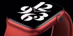 Apple Watch Series 6 с трекингом сна и уровня кислорода в крови представлены официально