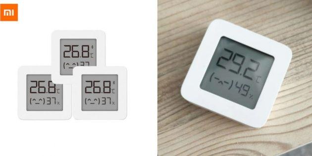 Термометр-гигрометр Xiaomi