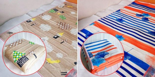 Одеяло с подогревом