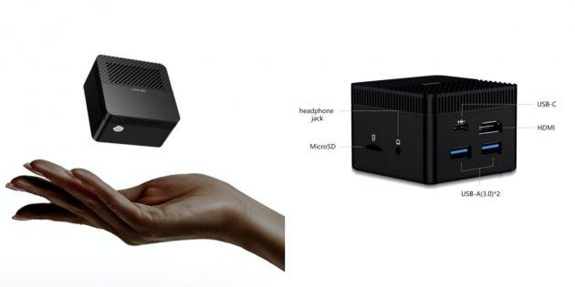 Мини-компьютер Chuwi