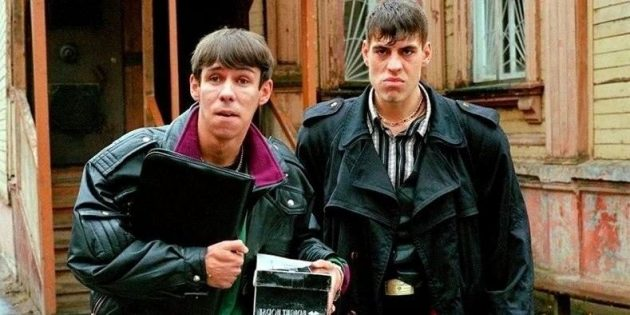 Русские фильмы про бандитов: «Жмурки»
