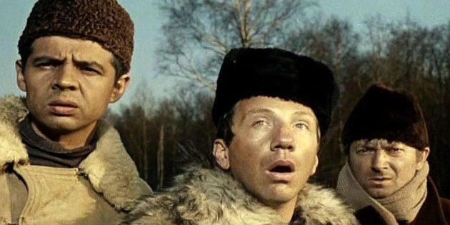 Русские криминальные фильмы: «Джентльмены удачи»