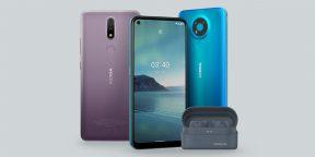 HMD Global представила бюджетные смартфоны Nokia 2.4 и Nokia 3.4