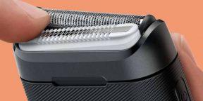 Xiaomi и Braun выпустили бюджетную водонепроницаемую электробритву
