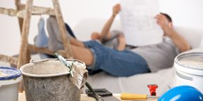 Как сделать ремонт и не остаться без копейки