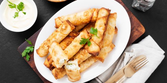 Эти блюда перенесут вас в жаркую Турцию. Попробуйте!
