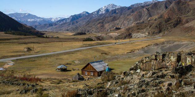 Необычные места России: Петроглифы Калбак-Таш, Алтай