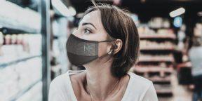 Штука дня: Maskfone — защитная маска со встроенными наушниками и микрофоном