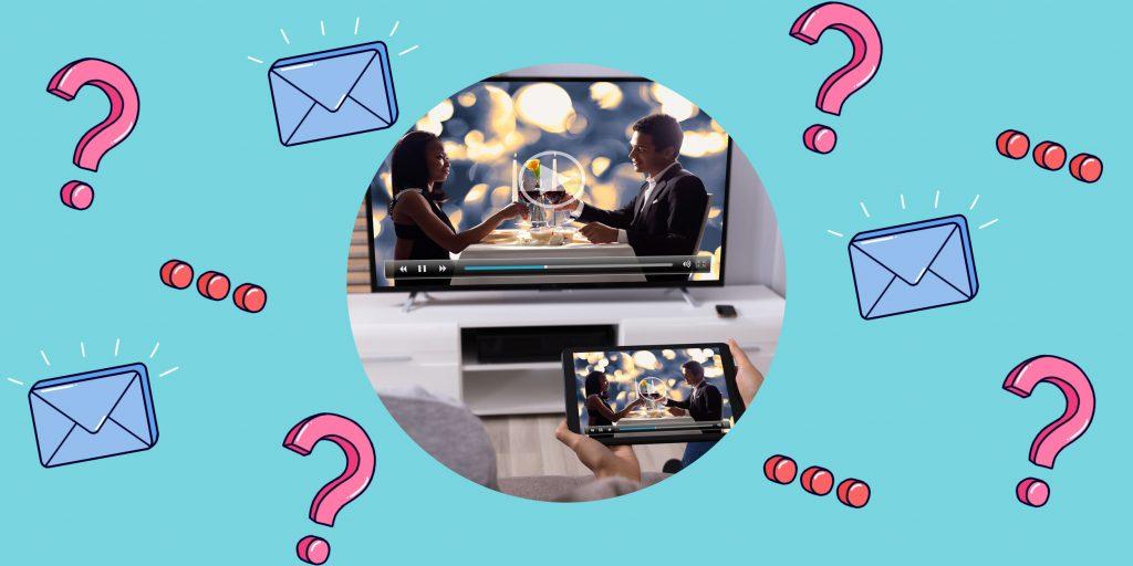 Как подключить телефон к телевизору с помощью провода?