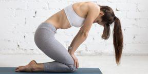 Зачем и как делать упражнение «вакуум» для живота