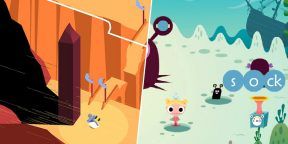 В App Store началась раздача головоломки «Где дремлют тени» и игры, которая научит детей читать на английском