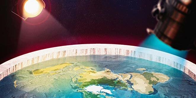 Плоскоземельщики пытались попасть на край планеты