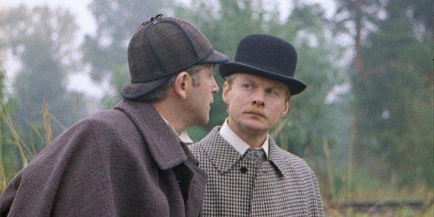 Советские фильмы за рубежом: «Приключения Шерлока Холмса и доктора Ватсона»