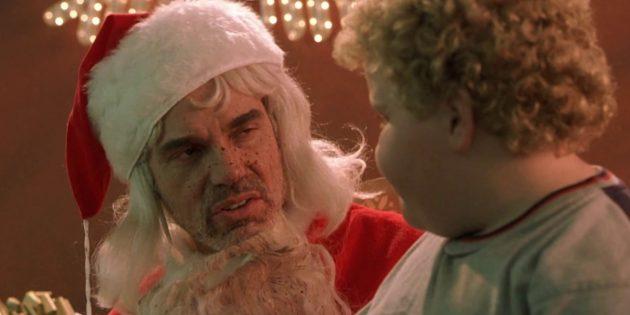 Фильмы на новогодних каникулах: «Плохой Санта»