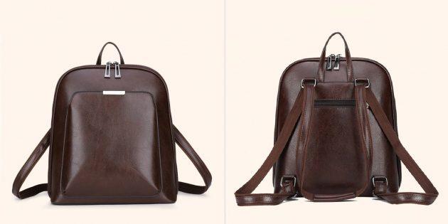 AliExpress, доставка из России: женский рюкзак