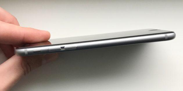 Как проверить айфон перед покупкой: Осмотрите стык дисплея и корпуса