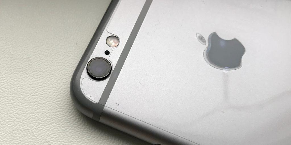Как проверить iPhone: отсутствие конденсата, перекосов и царапин
