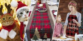 10 товаров с AliExpress для весёлых новогодних праздников в кругу семьи